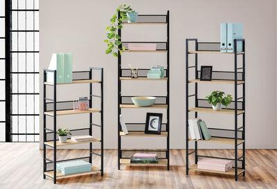 ACORN - 4 Tier Bookcase