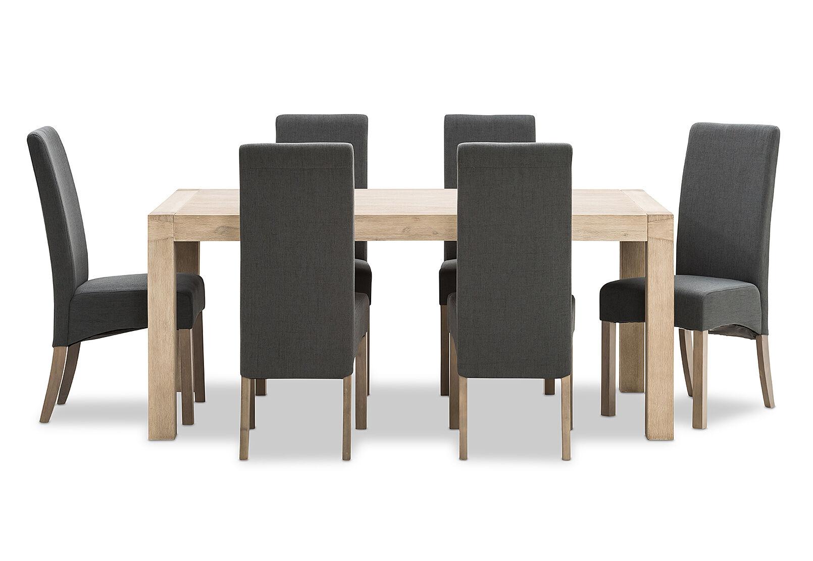 7 Piece Dining Suite Swindon 7 Piece Dining Suite Amart Furniture