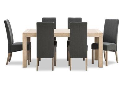 SWINDON - 7 Piece Dining Suite