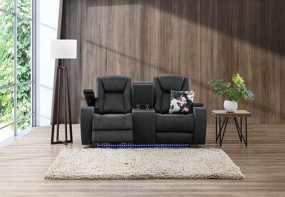 SENTINAL - Fabric 2 Seater
