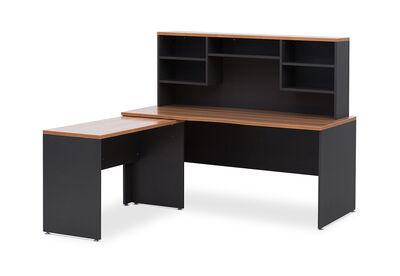 EAGLEFIELD - 3 Piece Desk Package