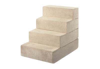 HATTIE - 4 Step Pet Stairs Large