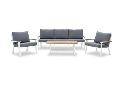 TANGALOOMA - 4 Piece Outdoor Lounge Setting