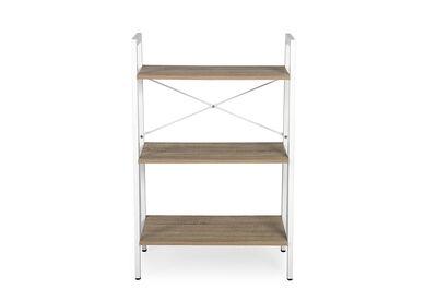 EDGAR - 3 Tier Bookcase