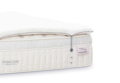 ORTHOKINETIC SIGNATURE MONARCH - Super King Mattress with Topper (MTO)