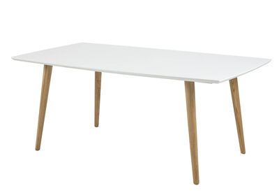 COLLINS - White 1800 Dining Table