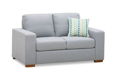 NIXON - Fabric 2 Seater Sofa