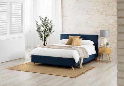 SCANDI - Queen Bed