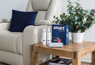 SMARTCARE LEATHER SYSTEM - 2-4 Seater