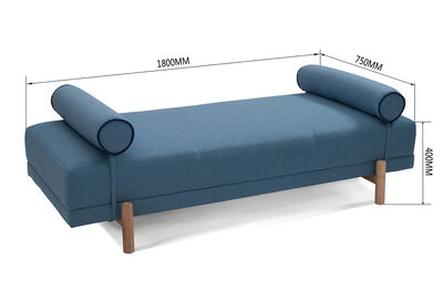 IVY - Blue Day Bed