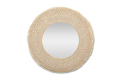 MACRAME - Wall Mirror