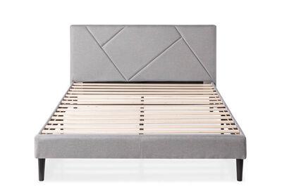 LANE - Light Grey King Bed
