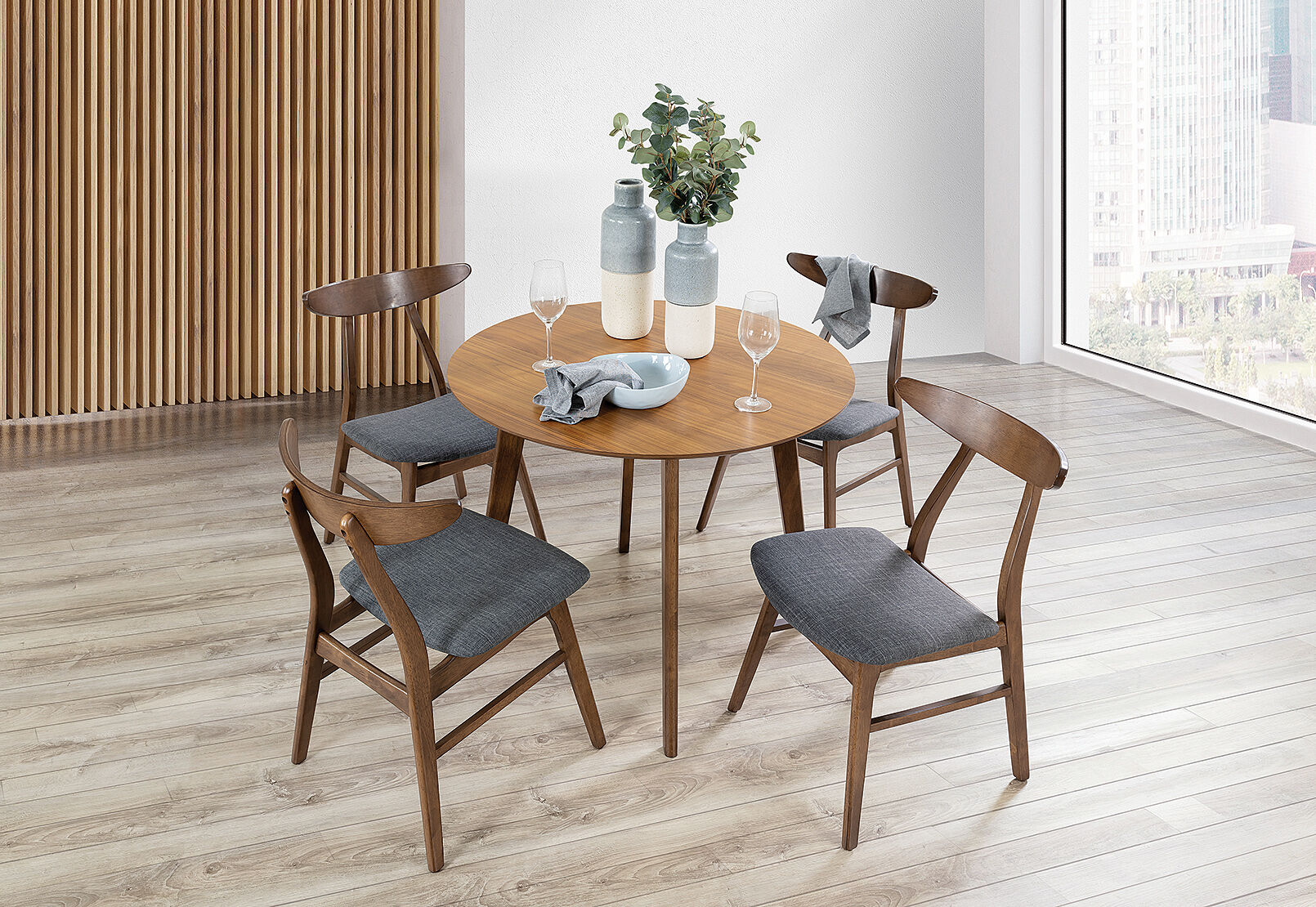 5 Piece Dining Suite With Elli Dining Chairs Elli 5 Piece Dining Suite With Elli Dining Chairs Amart Furniture
