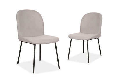 ANZIO - Set of 2 Dining Chairs
