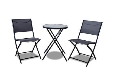 ELEONORA - 3 Piece Outdoor Setting