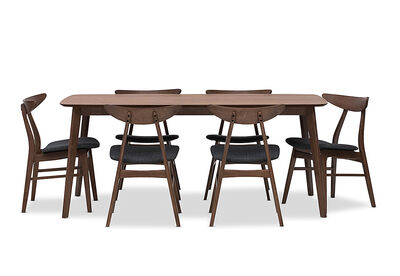 ELLI - 7 Piece Dining Suite with Elli Dining Chairs