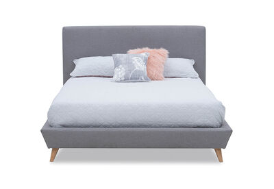 DANVILLE - Queen Fabric Bed