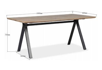 ROCKINGHAM - Dining Table