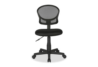 EL ALTO - Black Office Chair