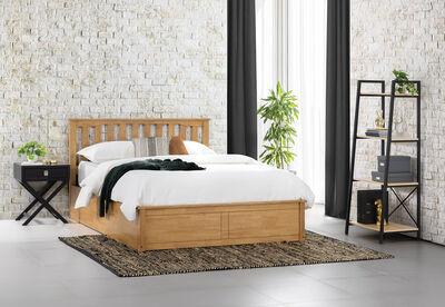 SHELBURNE - Queen Lift Bed