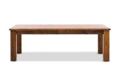SETTLER - 2400 Dining Table