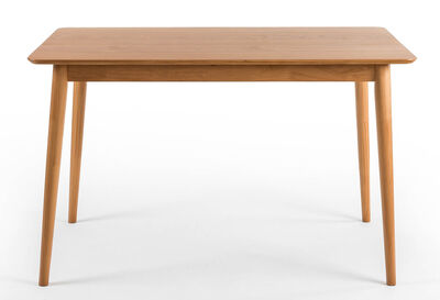 ROMAN - Natural 1194 Rectangle Dining Table