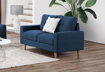 KELLER - Fabric 2 Seater