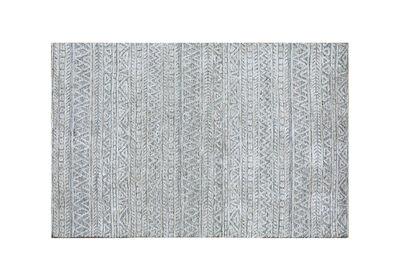 SASKATOON - Grey Knitted Rug