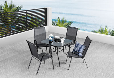 SAILOR - 5 Piece Outdoor Setting