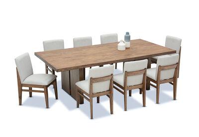 SORVINO - 9 Piece Dining Suite
