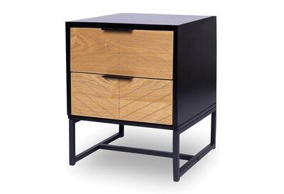 CLAUDE - 2 Drawer Bedside