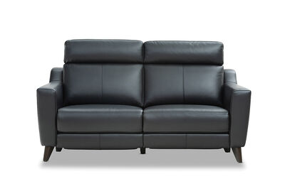 HUGH - Leather 2.5 Seater with Inbuilt Electric Recliners
