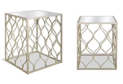 TOWSON - Set of 2 Lamp Tables