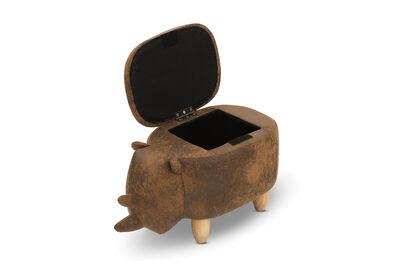 MONS - Rhino Storage Stool
