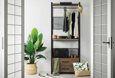 ADVANCE - 2 Drawer Clothes Rack