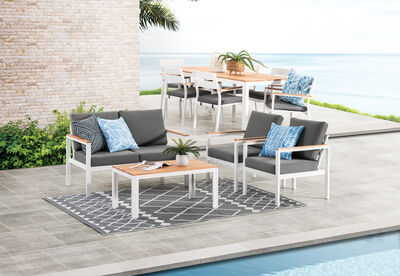 THEIA - 11 Piece Outdoor Package