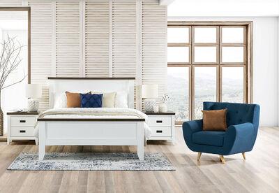 JUNIPER - Fabric Accent Chair